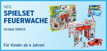 Junior Kit Spielset Feuerwache