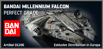 BANDAI Millennium Falcon Perfect Grade