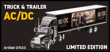 Truck & Trailer AC/DC Limited Edition