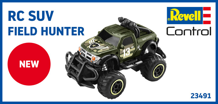 RC SUV Field Hunter 23491