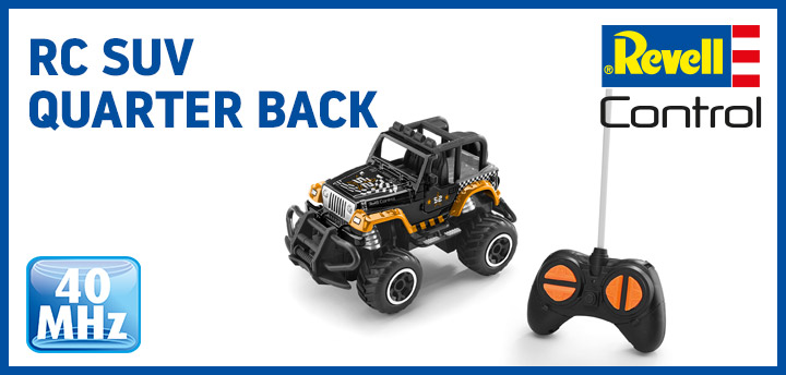 RC SUV Quarter Back 23492