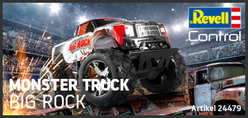 Monster Truck BIG ROCK, 24479
