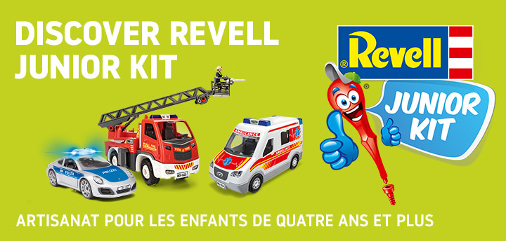 Discover Revell Junior Kit