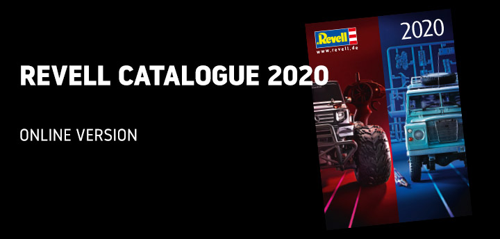 Revell Catalogue 2020