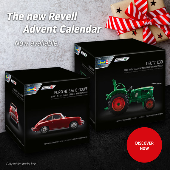 Revell Official Website Of Revell Gmbh Homepage