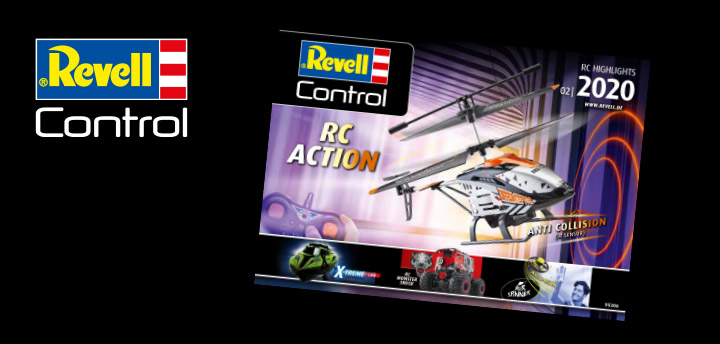 Revell Control Highlights 01/2020
