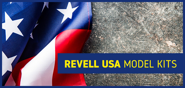 Revell USA Kits