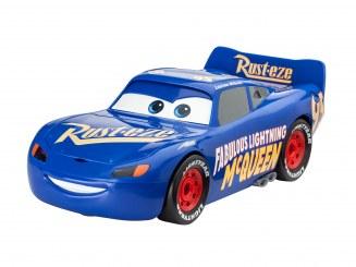 00863 Revell Junior échelle 1:20 Disney Cars 3 Lightning McQueen niveau 1