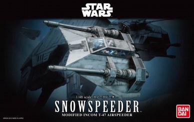 Bandai 01202-1//48 Star Wars AT-ST Revell Neu