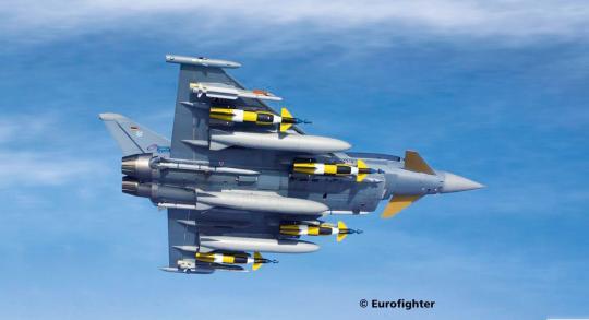 Eurofighter TYPHOON (Twin seater)