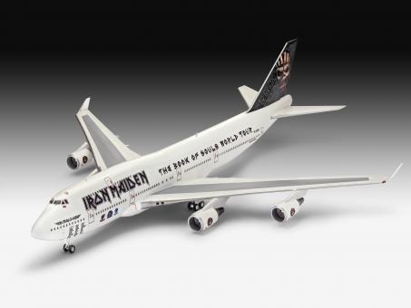 Boeing 747-400 IRON MAIDEN