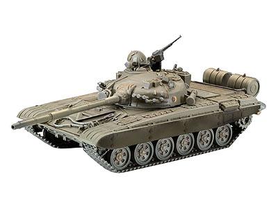 Soviet Battle Tank T-72 M1