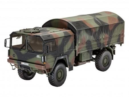 LKW 5t. mil gl (4x4 Truck)