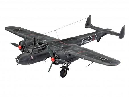 Model Set Dornier Do17Z-10