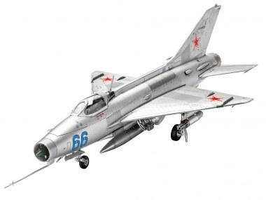 Model Set MiG-21 F-13 Fishbed C