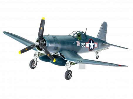 Model Set Vought F4U-1D CORSAIR