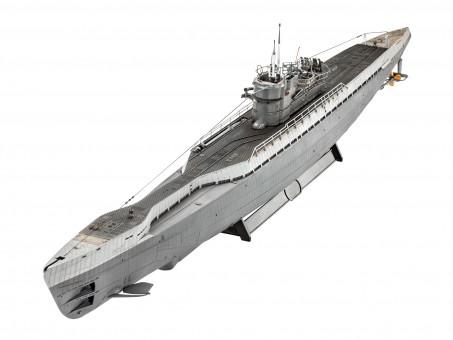 German Submarine Type IX C/40