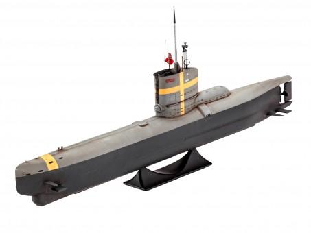 German Submarine Type XXIII