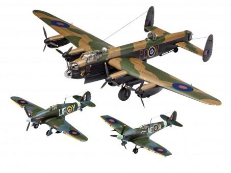 100 Years RAF: British Legends