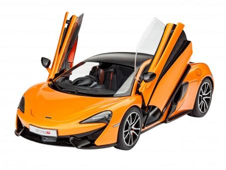 Model Set McLaren 570S