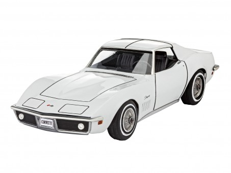 Model Set Corvette C3