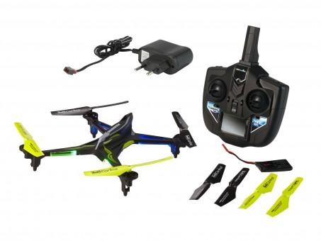 Quadcopter  QUADROTOX  blau