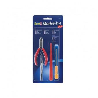 Model-Set Plus Bastelwerkzeuge