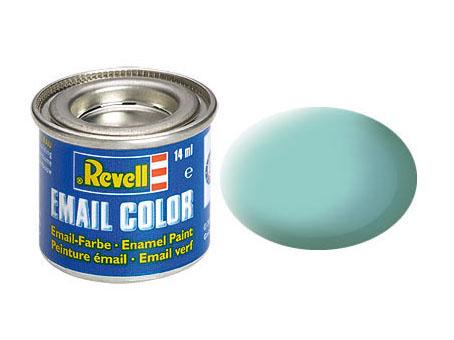 Color lichtgrün, matt