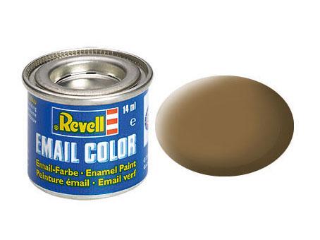 Color dark-earth, matt RAF