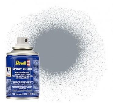 spray steel metallic