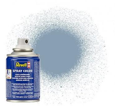 spray grey silk