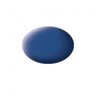 Aqua blau, matt