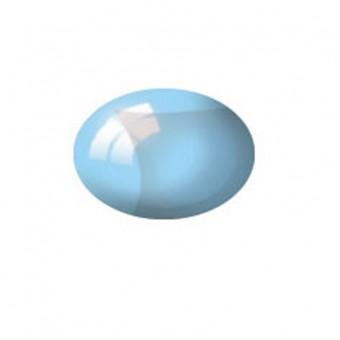 Aqua blue clear