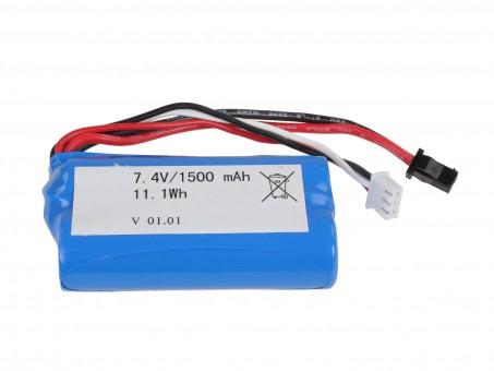 Li-Ion 7,4 V/1500 mAh(23981)