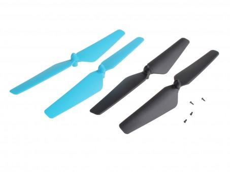 Spare blade set, blue (23950)