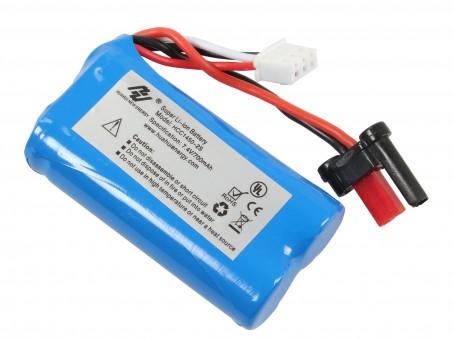 Battery Li-Ion 7,4V/700mAh(24122