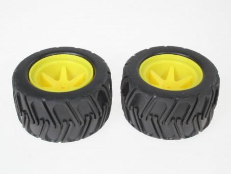 Wheel set (24807)