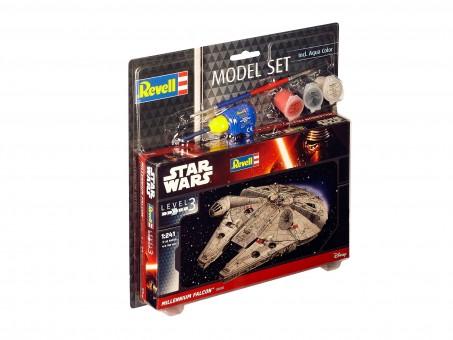 Model Set Millennium Falcon