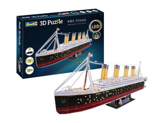 RMS Titanic - LED Edition