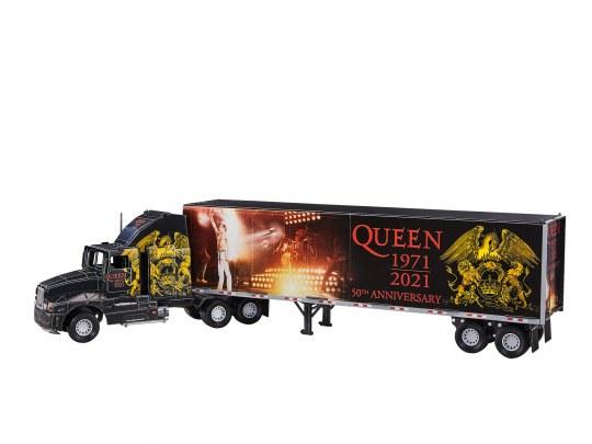 QUEEN Tour Truck - 50th Anniversary