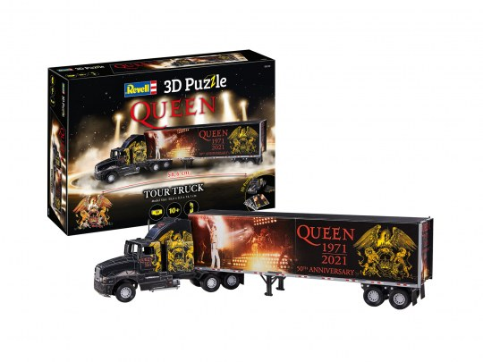 QUEEN Tour Truck - 50th Anniversary