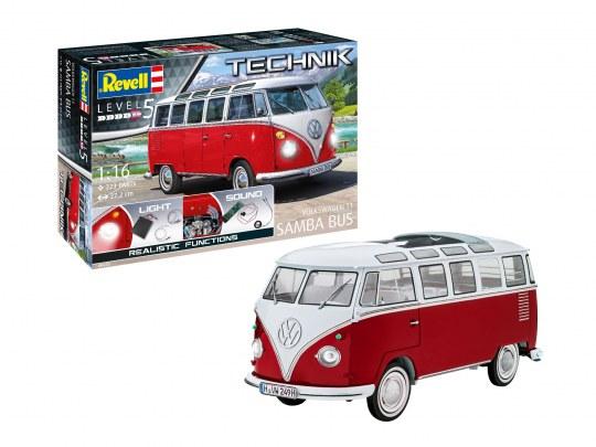"Volkswagen T1""Samba Bus"""