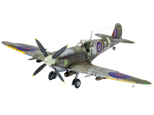 Supermarine Spitfire Mk.IXc - Technik