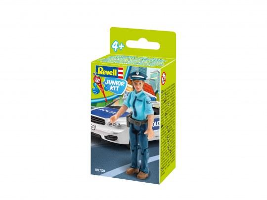 Spielfigur - Polizistin