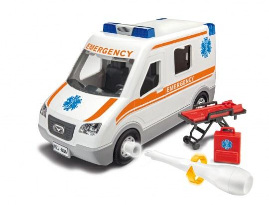 Krankenwagen Spielzeugauto