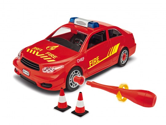 Feuerwehr Einsatzwagen