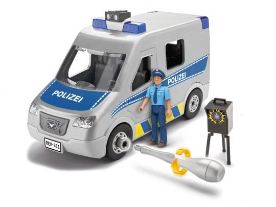 Polizei Bulli Modell