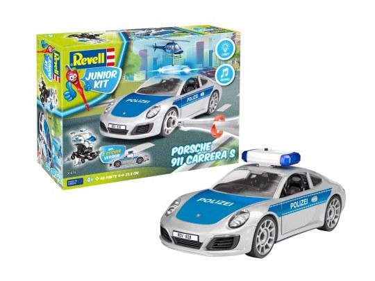Porsche 911 Targa 4S - Polizei