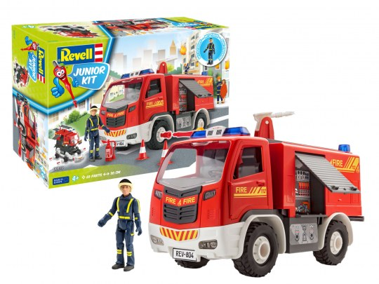 Fire Truck with figure