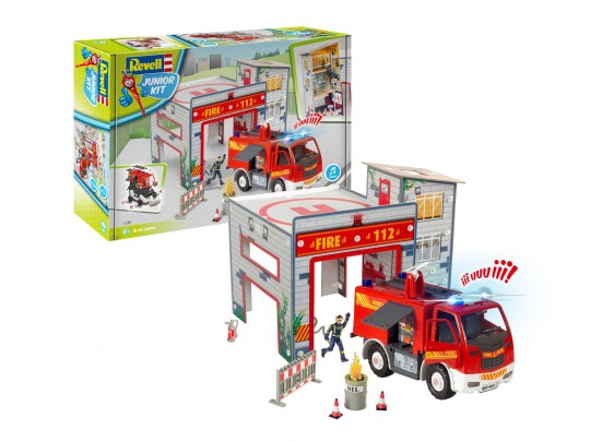 Play Set Fire Station